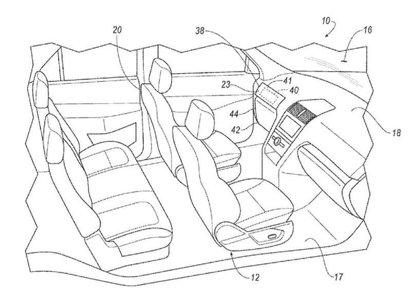 Руль ипедали «Форд» предложит прикупить опционально class=