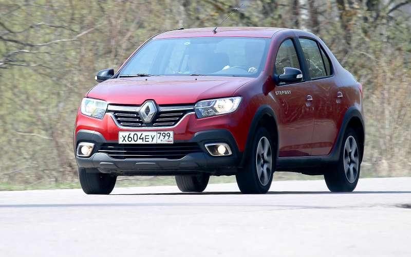Renault Logan Stepway на6000км: первая странная неисправность