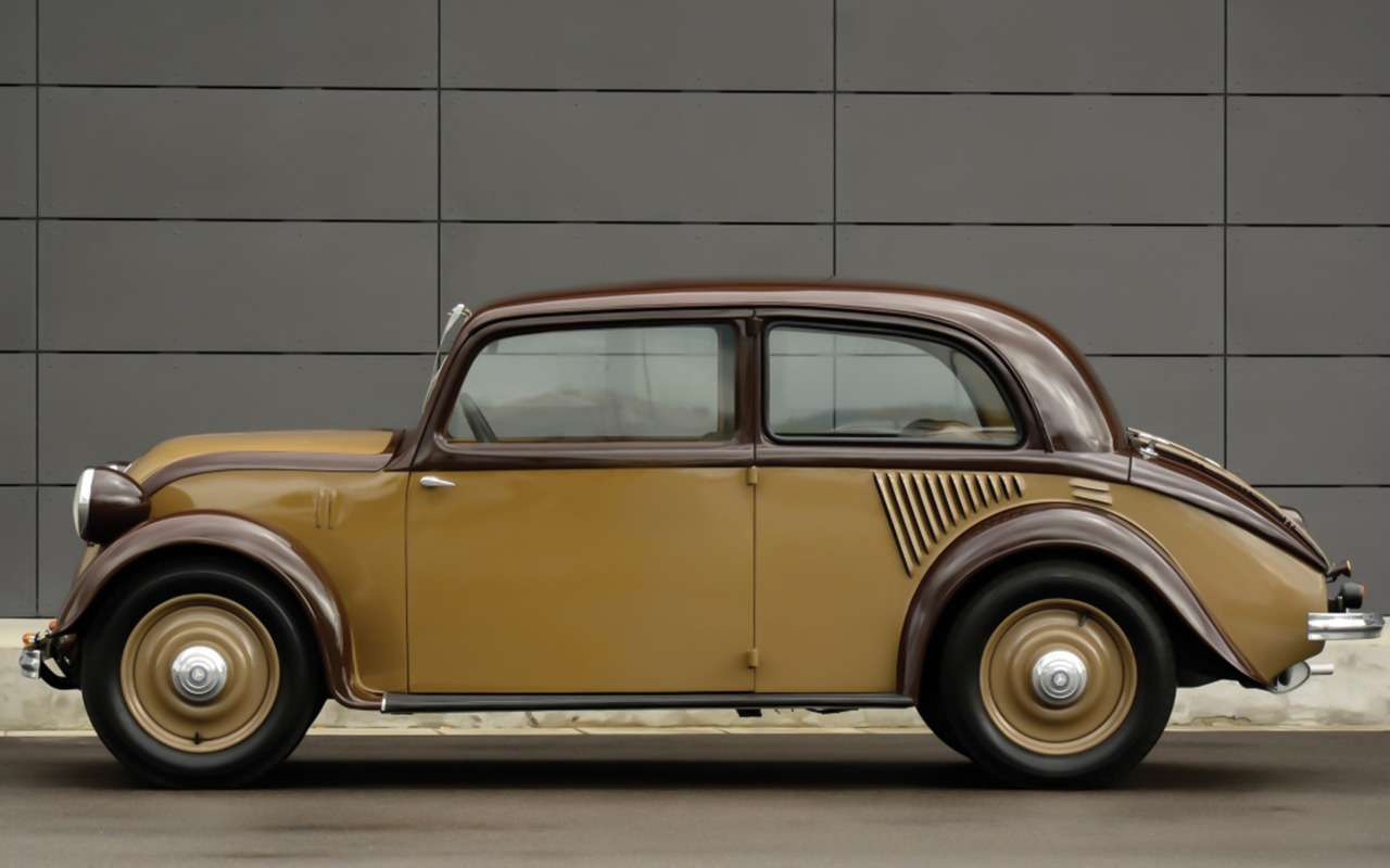 Да, иэто тоже Mercedes! 15самых странных модификаций— фото 991885