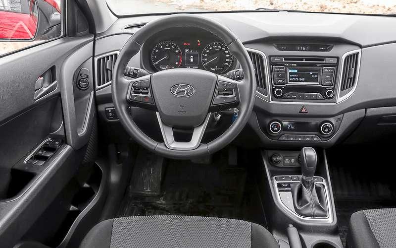 Hyundai Creta б/у - главные «косяки»
