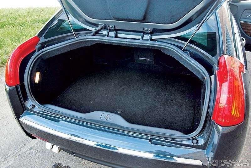 Тест Citroen C6, Honda Legend, Volvo S80, Mercedes-Benz E.НАЧЕМ ПОЕХАТЬ ВРИГУ?— фото 68741