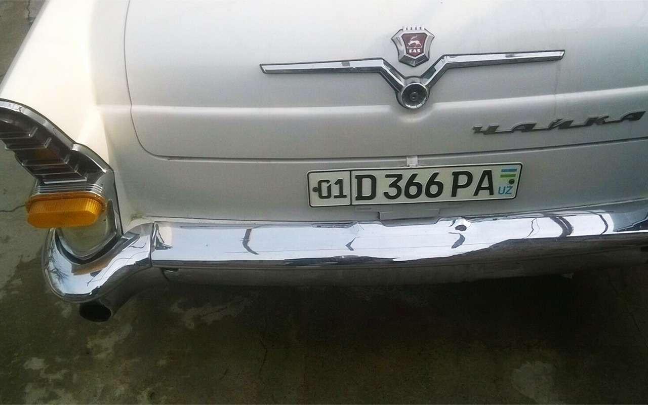 В Сети продают очередной  «автомобиль Брежнева». Очень дорого— фото 859452