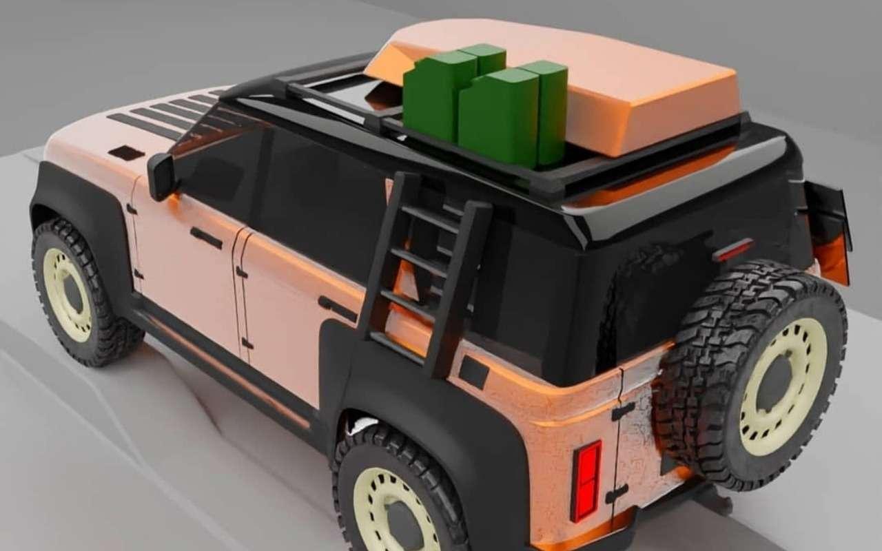 Новый УАЗ Хантер вдвух версиях— какой нужен вам?— фото 1267747