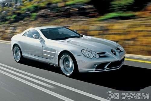 Виртуальная дуэль: Lamborghini Gallardo— Mercedes-Benz SLR McLaren. Взолотую коллекцию— фото 47628