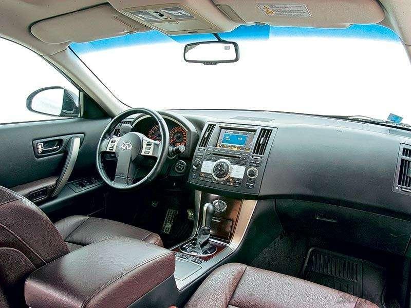 Тест Infiniti FX45, BMW X6: Позакону альбиносов, или Приятные исключения— фото 89561
