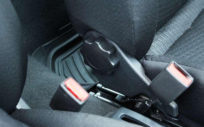 Datsun mi-DO изпарка ЗР: точный спидометр инеточные часы