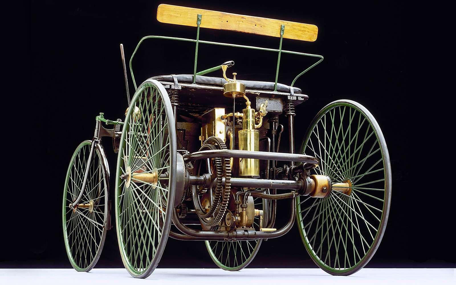 Вспоминаем первые автомобили: прелюдия длятелеги смотором— фото 694126