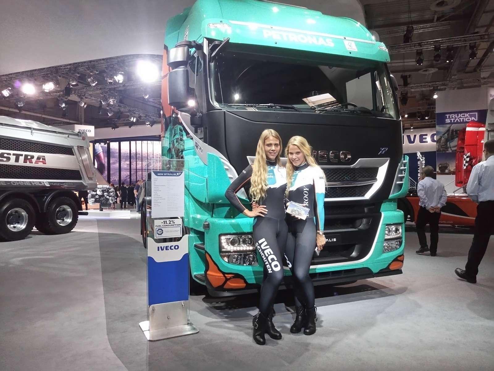 ГАЗон Next CNG идругие премьеры IAA-2016в Ганновере— фото 637755