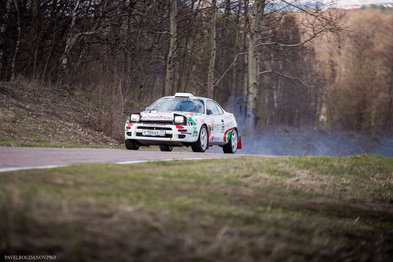 Toyota Celica 4WD, Rally Masters Show