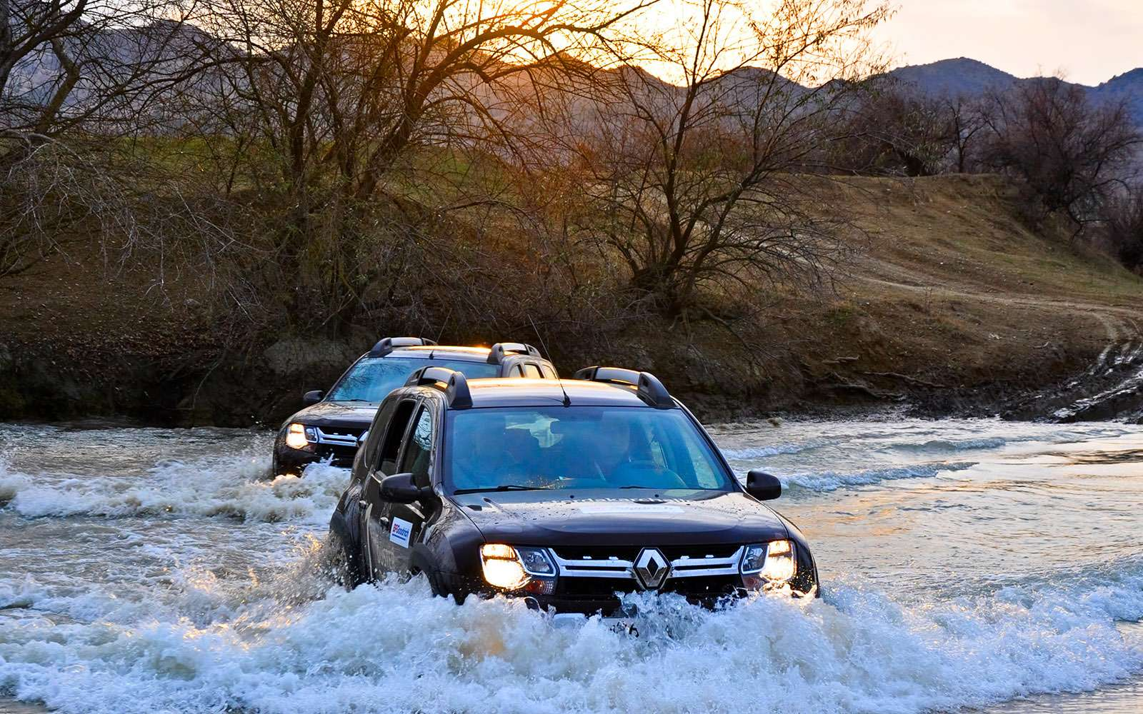 Renault Duster Dakar Edition: это только начало!..— фото 698364