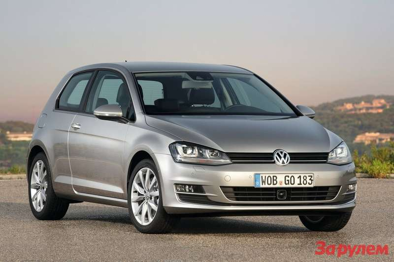 Volkswagen Golf 2013 1600x1200 wallpaper 01