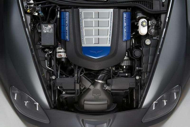 Chevrolet Corvette ZR-1на трассе Нюрбургринга: 7:26.4на круг— фото 348843