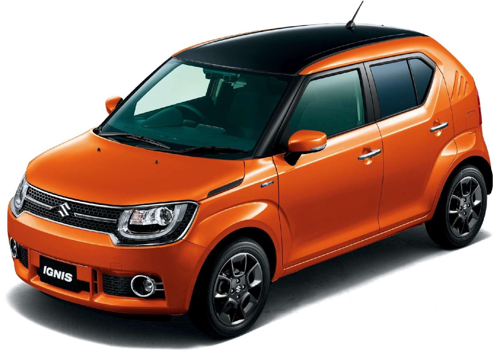Новый Suzuki Ignis: осенью вЕвропе, затем вРоссии?— фото 617444
