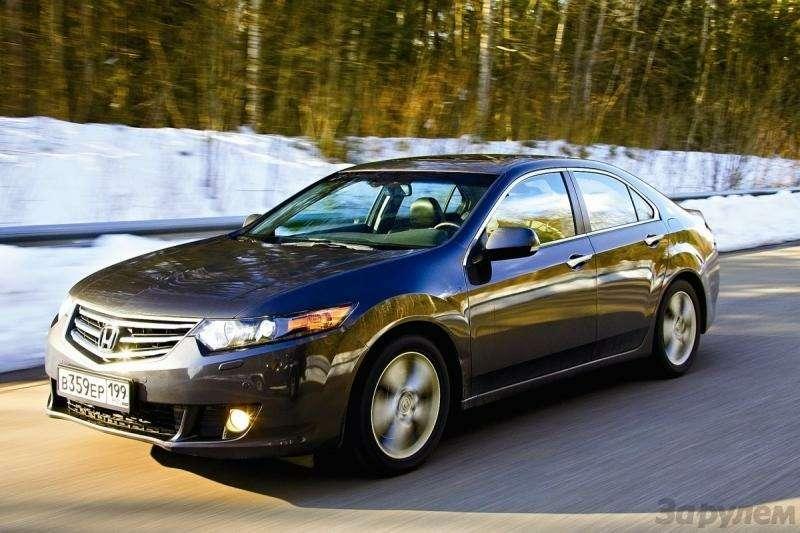 Тест Оpel Insignia, Mazda 6, Honda Accord: Чувство ритма— фото 93136