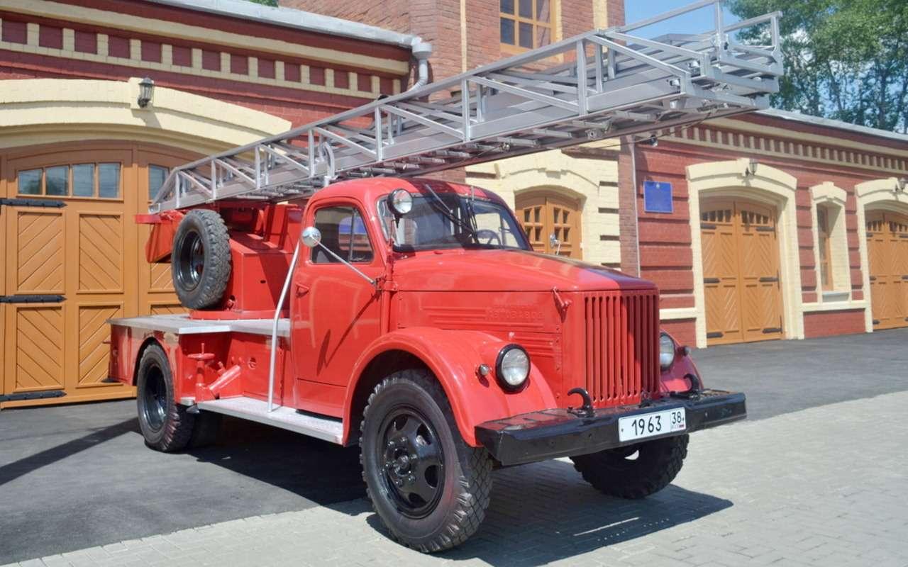Самый популярный грузовик СССР— такого ГАЗ-51вы невидели— фото 961766