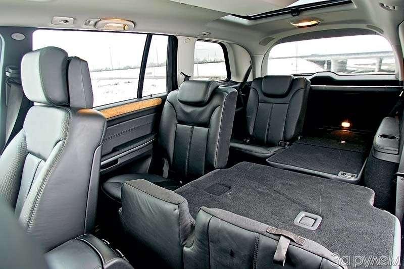 Mercedes-Benz GL. Свеликаном наты— фото 70009