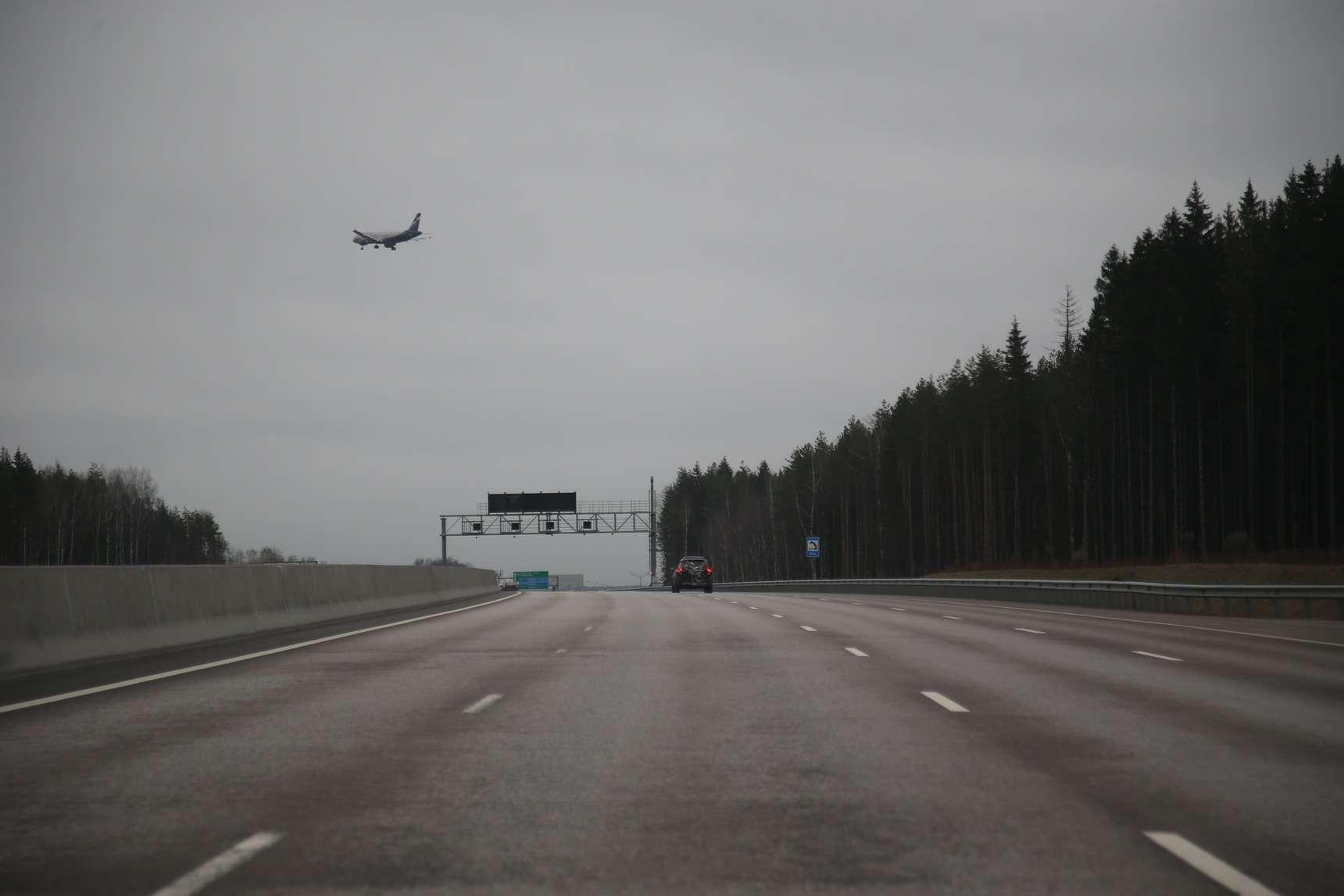 Едем изМосквы вСанкт-Петербург: М-10или М-11?— фото 582191