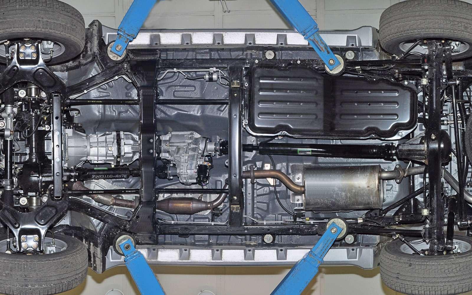 Повышенный расход топлива— вчем причина?— фото 663916