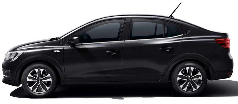 Особая версия Renault Logan— ееназвали Taliant