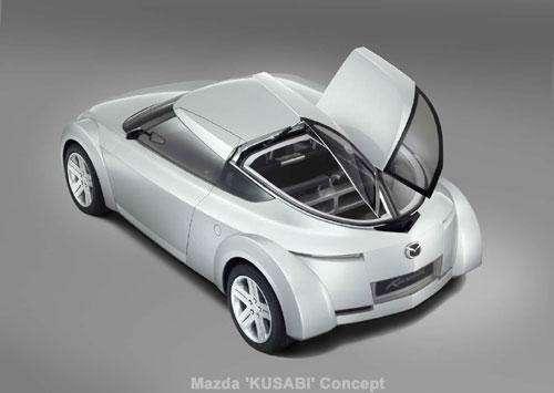 Концепты Mazda считают поосени— фото 40733