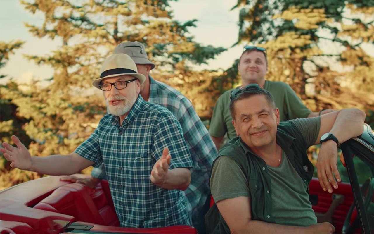 Новая песня группы «Любэ»— про отпуск иКрымский мост. Слушайте на«Зарулем»!