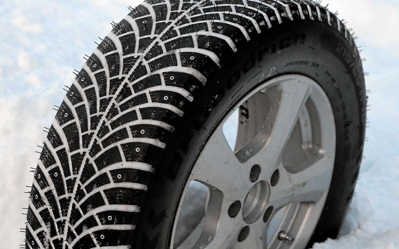 «Шипы» для кроссоверов: выбор «За рулем» - фото 1195319