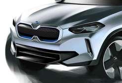 Новый BMW X1: первые шпионские фото
