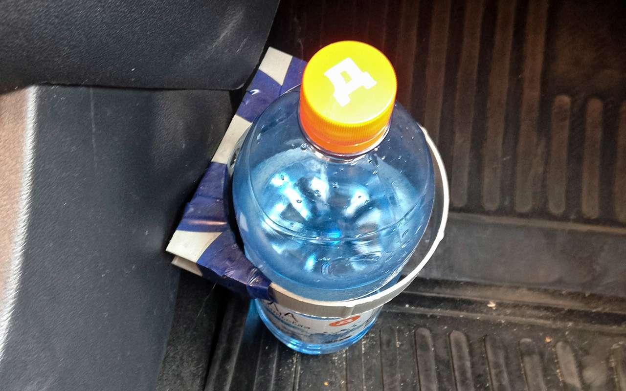 Пол-литра дляводителя Ларгуса идругие советы бывалых— фото 816996
