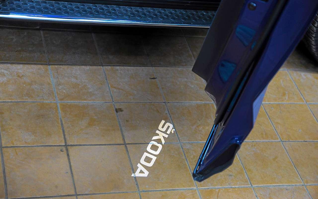 Karoq, Seltos иQashqai: большой тест кроссоверов додвух млн руб.— фото 1122537