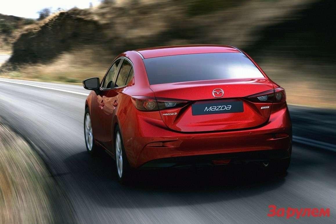 Mazda 3Sedan 2014 1600x1200 wallpaper 24