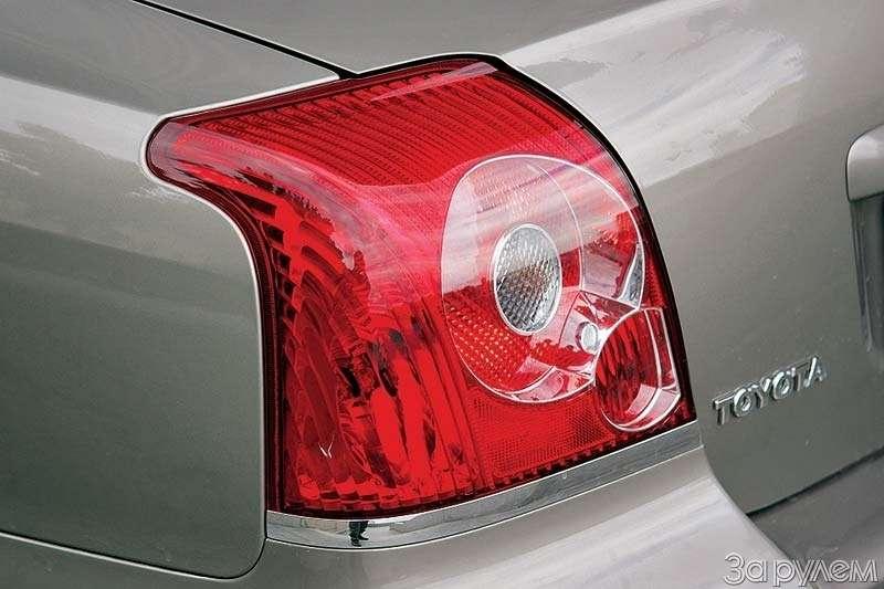Тест Toyota Avensis. Врасцвете сил— фото 67991