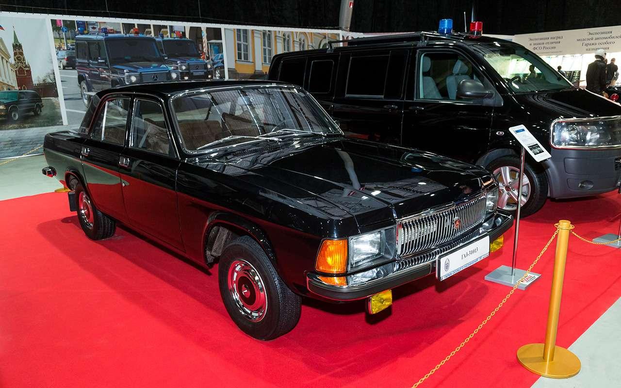 В гараже ушпионов: секретные автомобили СССР— фото 834142