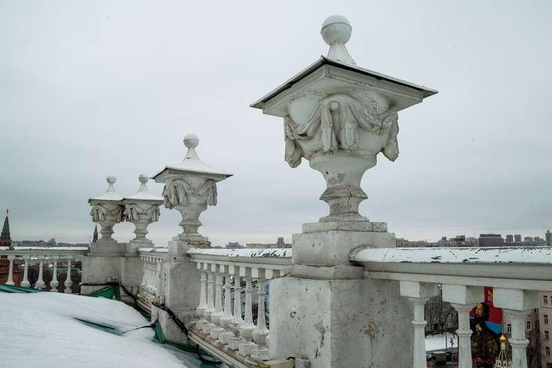 Путешествие наБельведер, или Чертовщина Ваганьковского холма— фото 724763
