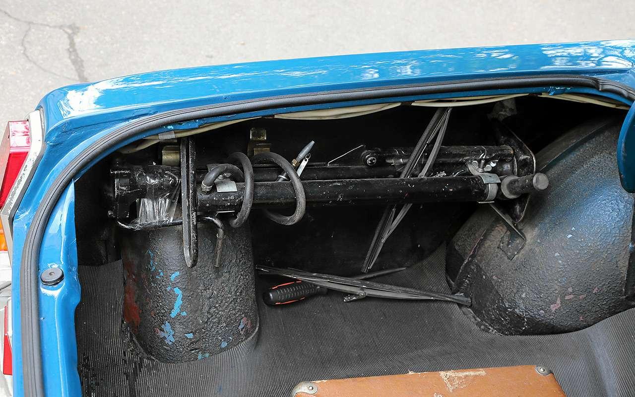 9 фактов оВолге ГАЗ-24, которых вынезнали— фото 1261357