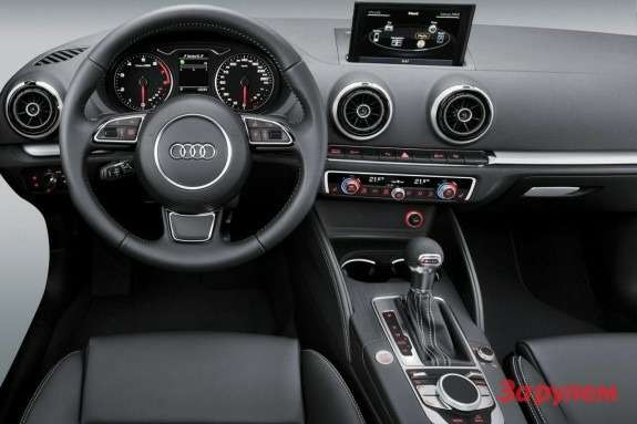 Audi A3interior