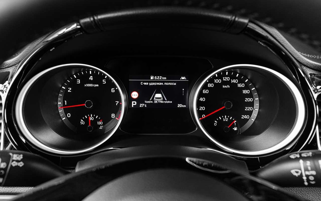 Новый Kia Ceed SW: назло рекордам— фото 931801