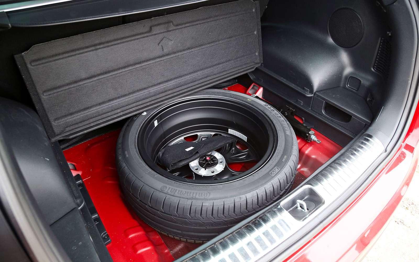Новый Tiguan, CX-5или Sportage? Битва неравных— фото 670850