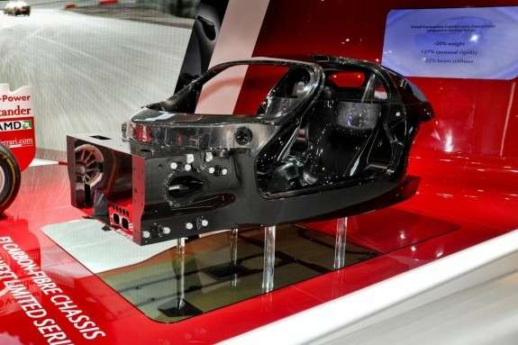 Ferrari F150 monocoque_no_copyright