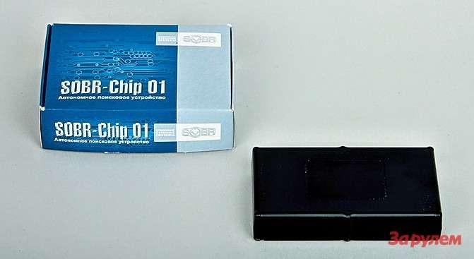 Автономное поисковое устройство SOBR-Chip 01