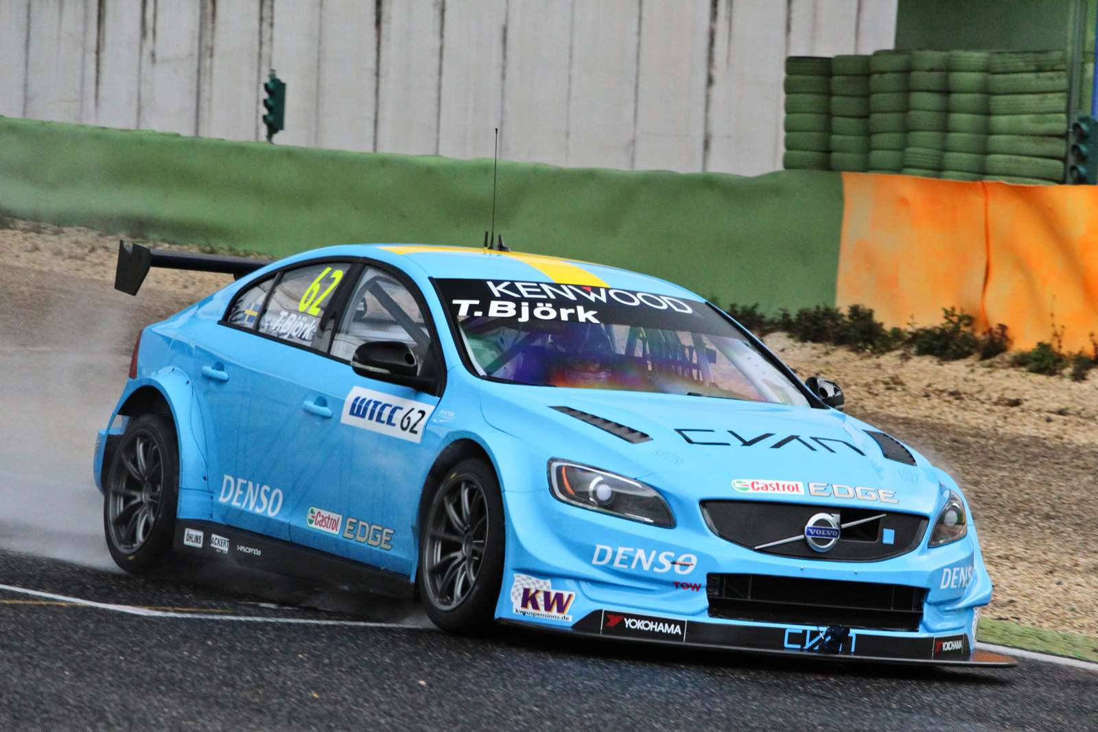 Volvo соспециями: дегустируем спортпакет Polestar— фото 586614