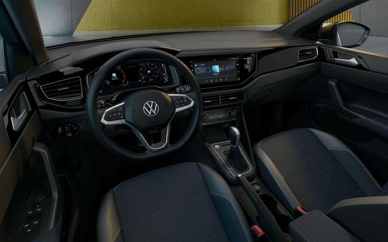 Volkswagen Nivus представлен официально. Ждать лиего вРоссии?— фото 1136749