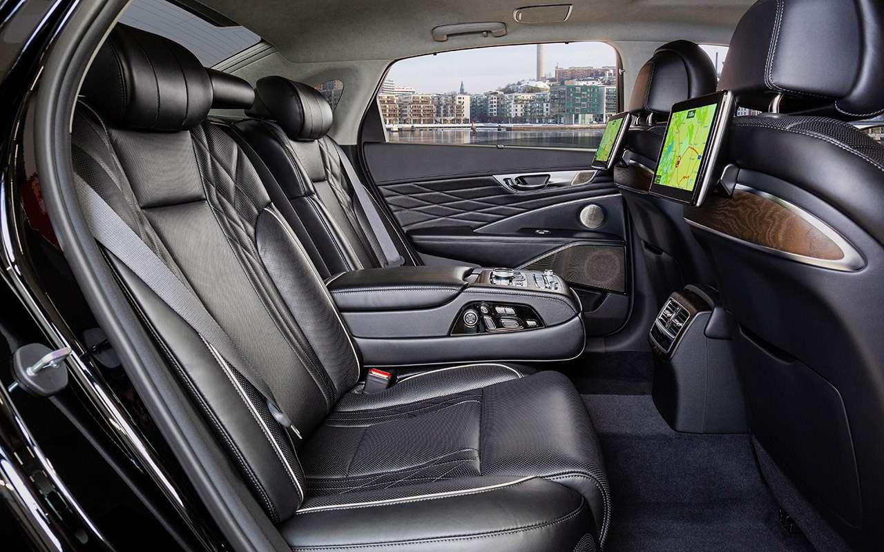 Самый дорогой седан Kia—  тест-драйв— фото 950819