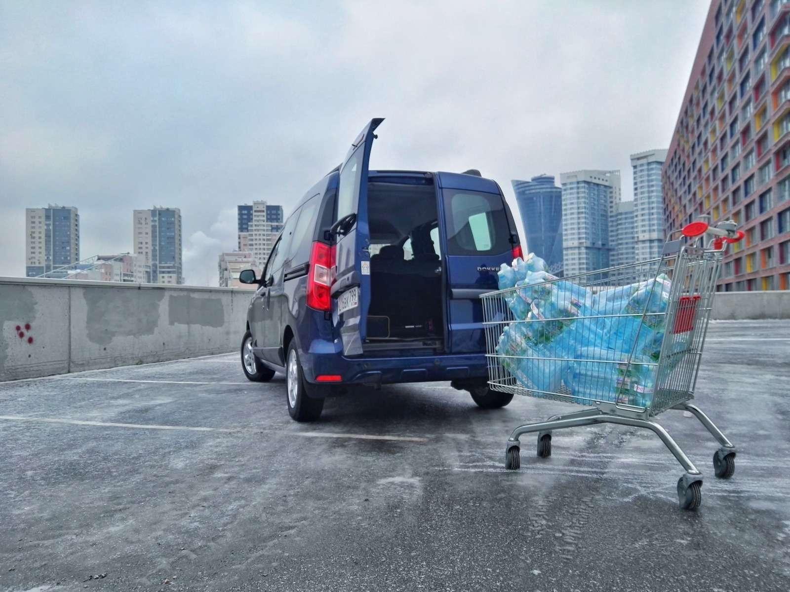 Renault Dokker— первый тест ипервые вопросы— фото 825722