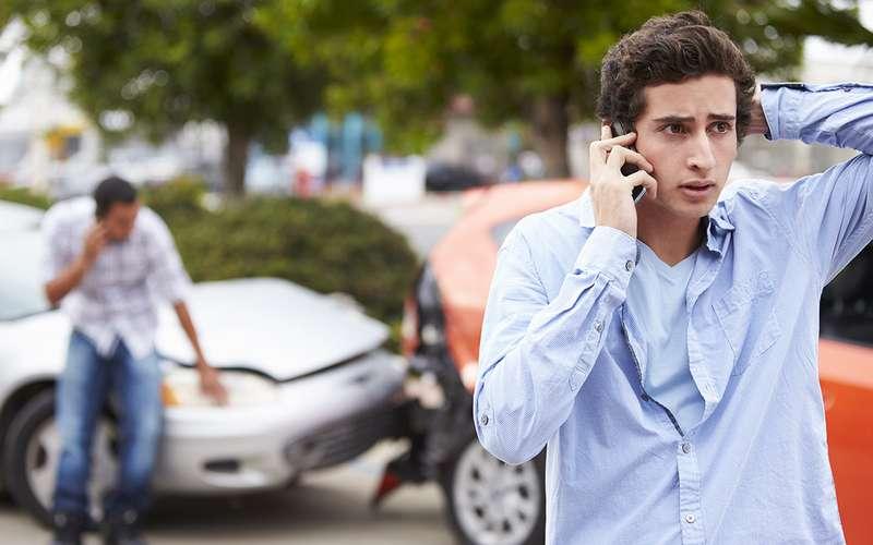 «Встречка» - основная причина смертельных аварий по вине начинающих водителей