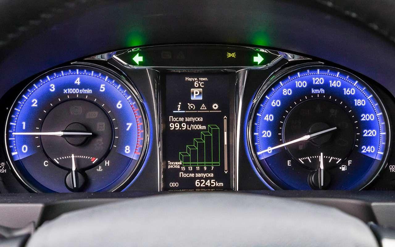Hyundai Sonata против конкурентов— большой тест ЗР— фото 834915