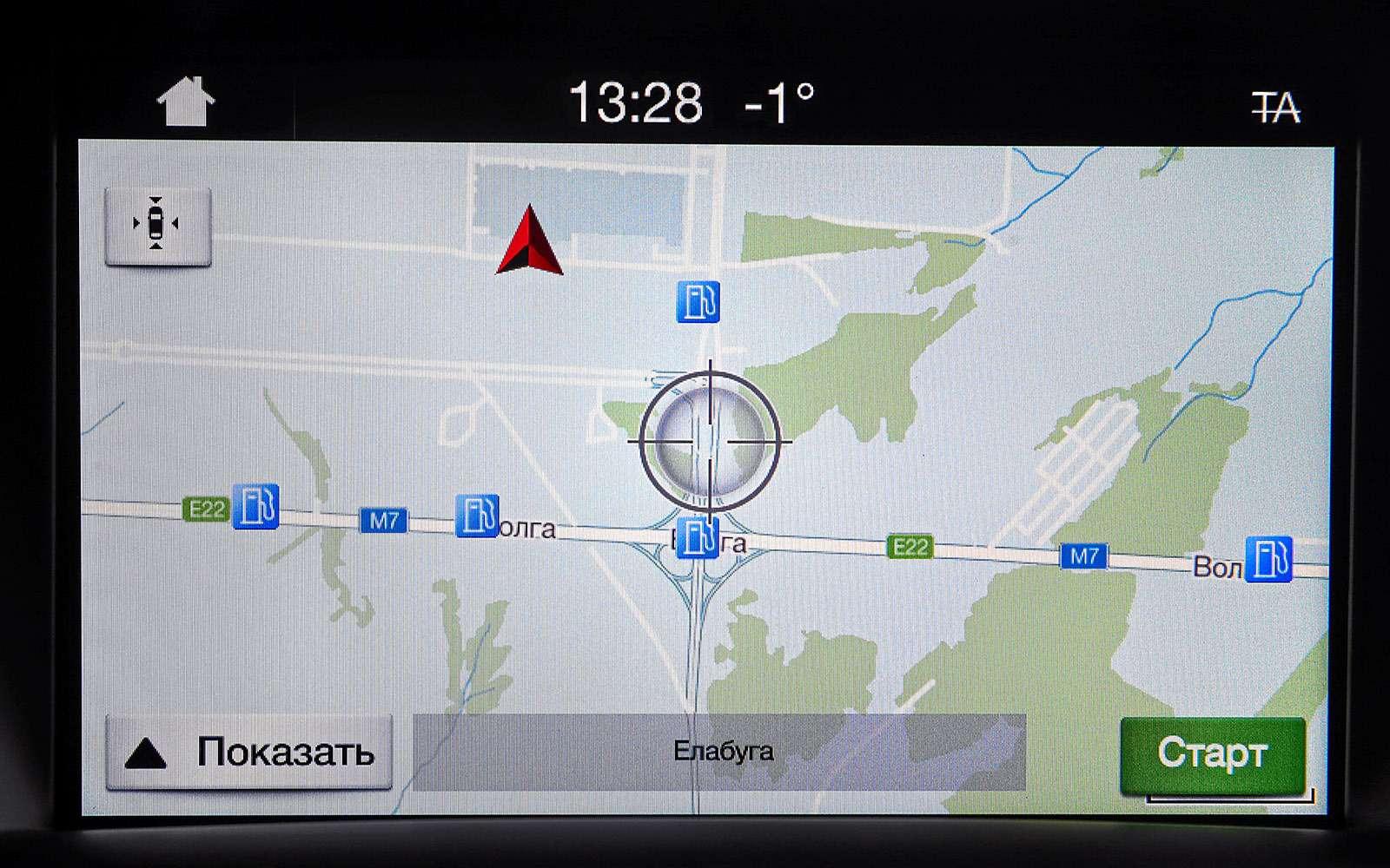 Обновленный Ford Kuga российской сборки: мыпоездили нанем первыми!— фото 674483
