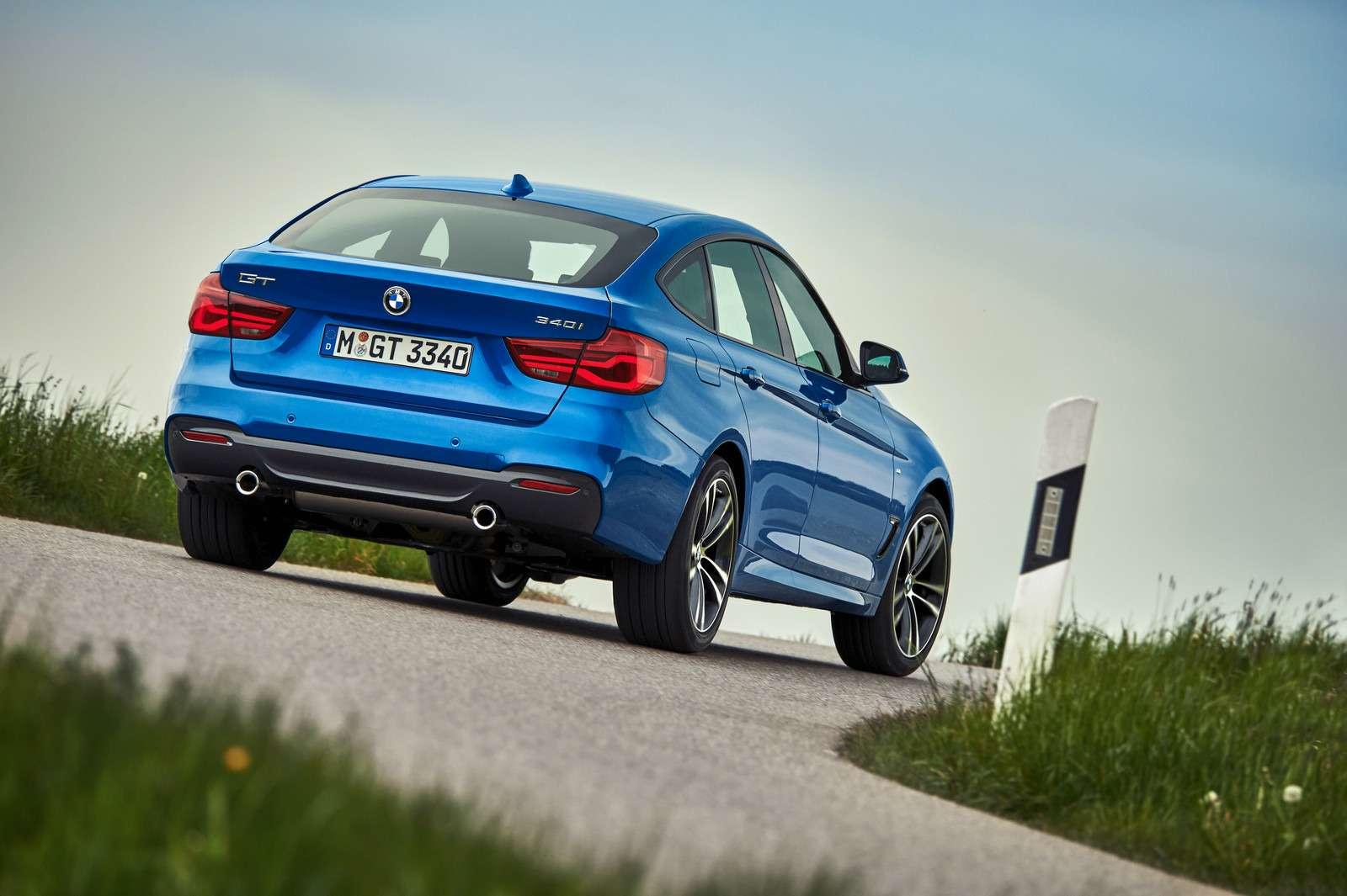 Обновленный BMW 3-й серии GT: урок эффективного менеджмента— фото 593866