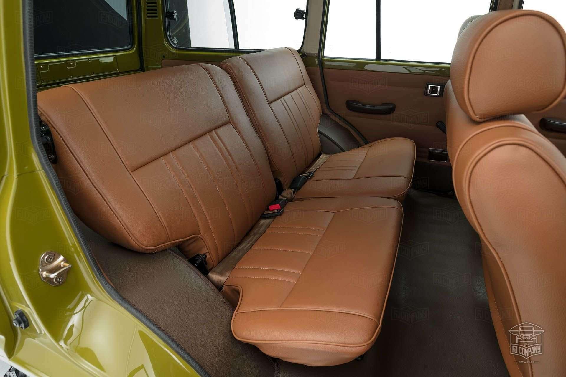 Абсолютно новый Toyota Land Cruiser 1986 года. Да, такое бывает!— фото 877234