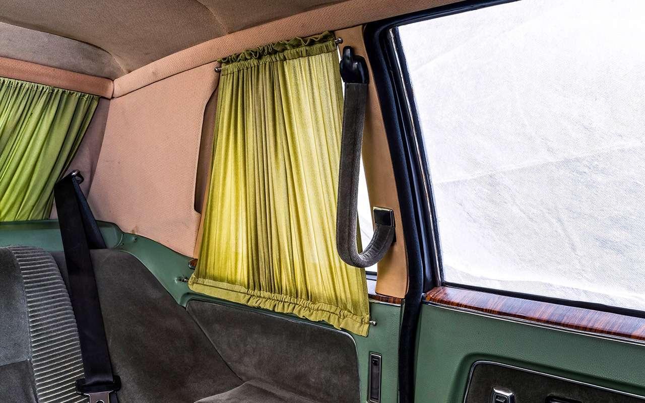 Тест машины, которую никогда непродавали: Чайка ГАЗ‑14— фото 998641