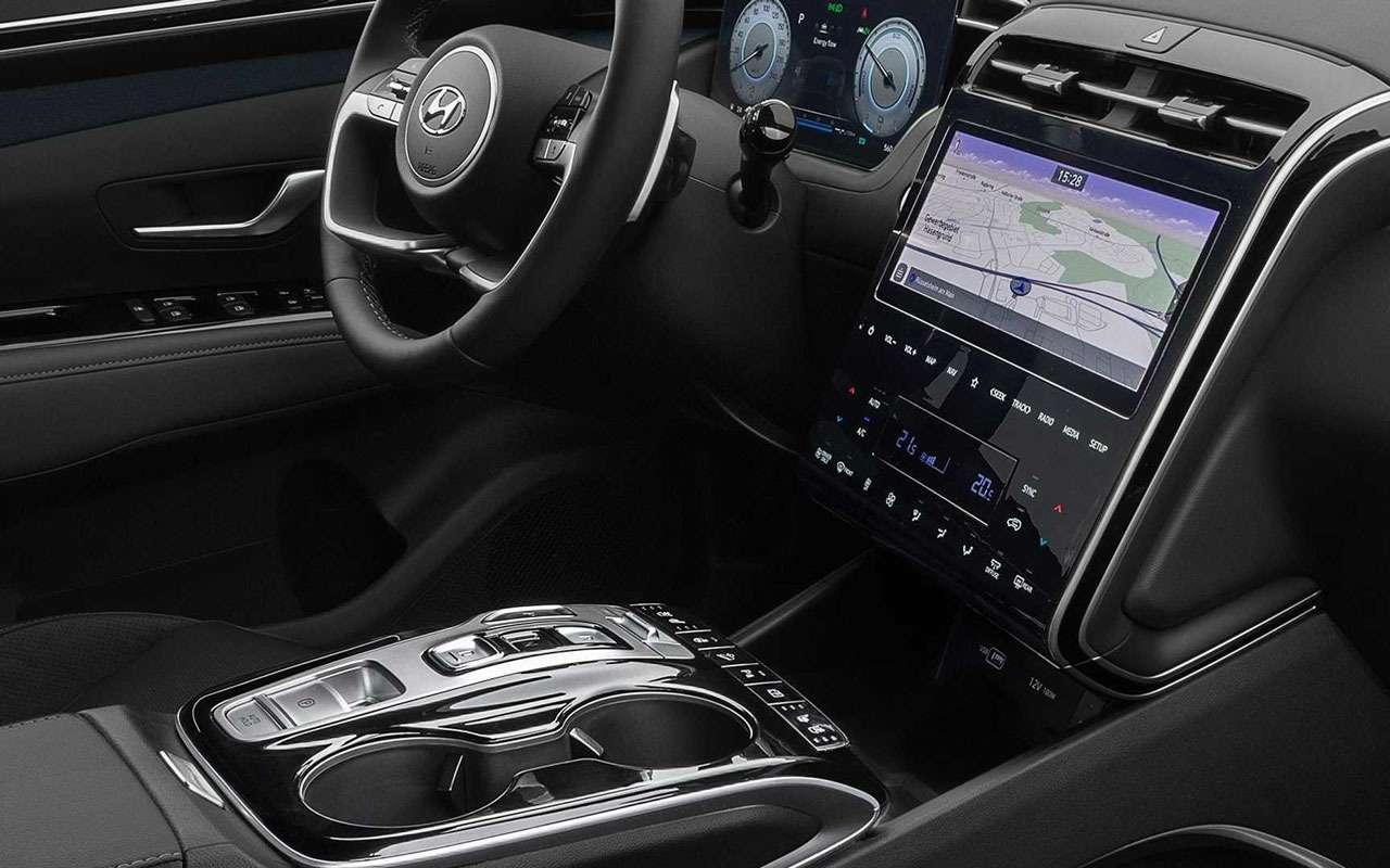 Новый Hyundai Tucson— все особенности— фото 1167537